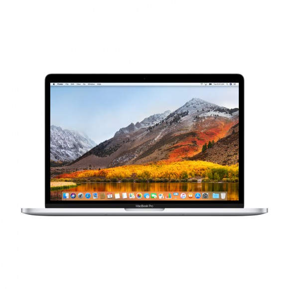 MacBook Pro 13inch RD Silver