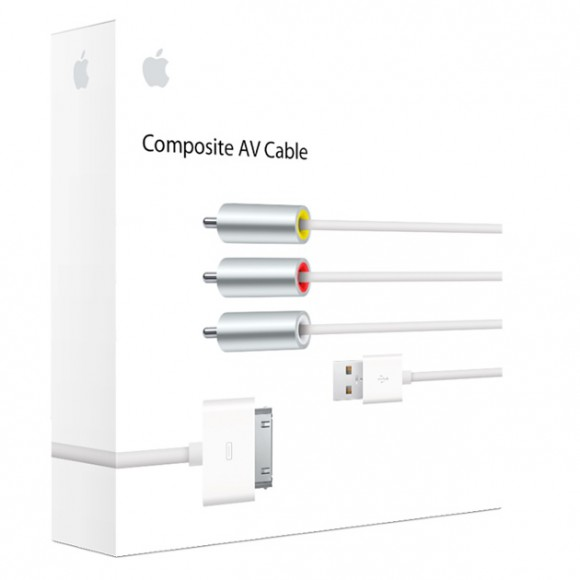 Apple-Composite-AV-Cable