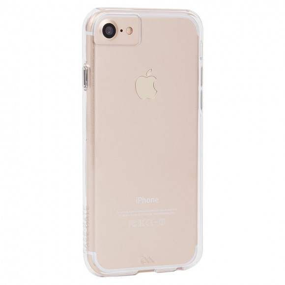 Case-Mate CM034748X Barely There Case for iPhone 7 Clear