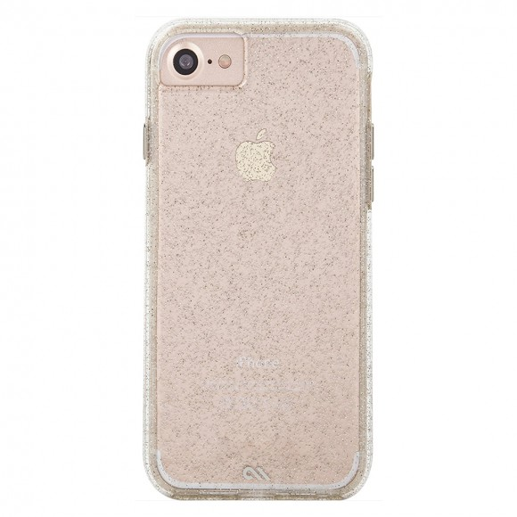 Case-Mate Sheer Glam Case for Apple iPhone 7 CM034684X - Champagne