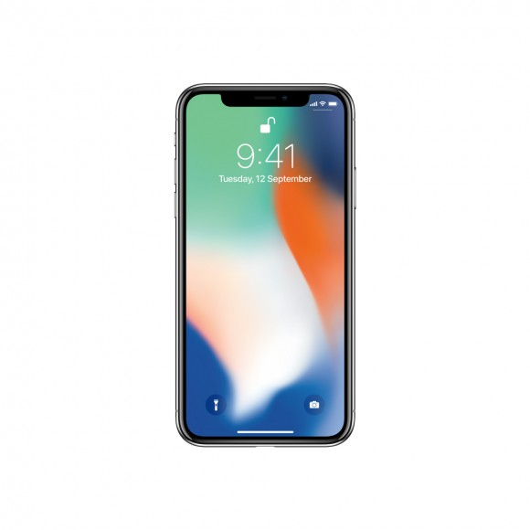 iPhone X Silver 1